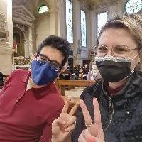 Emozioni anche a distanza - Il percorso di preghiera Venite e vedrete 2020-21 raccontato da Laura e Francesco